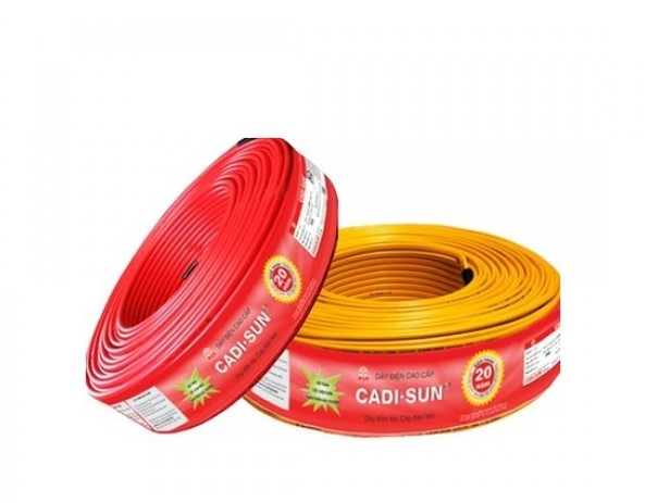 Những ưu điểm cáp điện Cadisun mang lại