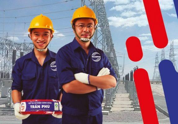 Dây cáp điện Trần phú